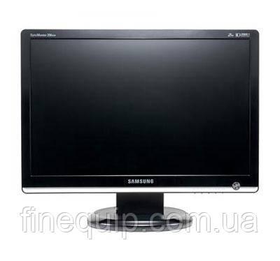 """Монітор 22"""" Samsung SyncMaster 226BW 1680x1050-TN + film- (подряпини, вмятена та підсівший екран)-УЦІНКА- Б/В"""
