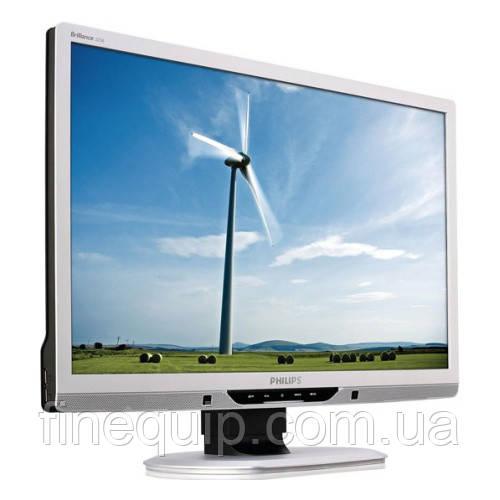 """Монітор 22"""" Philips 225B2CS/00 1680x1050 TN+film- (подряпини та підсівший екран)-УЦЕНКА- Б/В"""