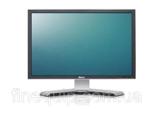 """Монітор 22"""" DELL SP2208WFPt 1680x1050 TFT - (подряпина і вмятина  на екран) УЦІНКА- Б/В"""