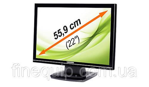"""Монітор 22"""" Medion MD-20122-1680x1050-TFT TN-(подряпини та підсівший екран)-УЦЕНКА- Б/В"""