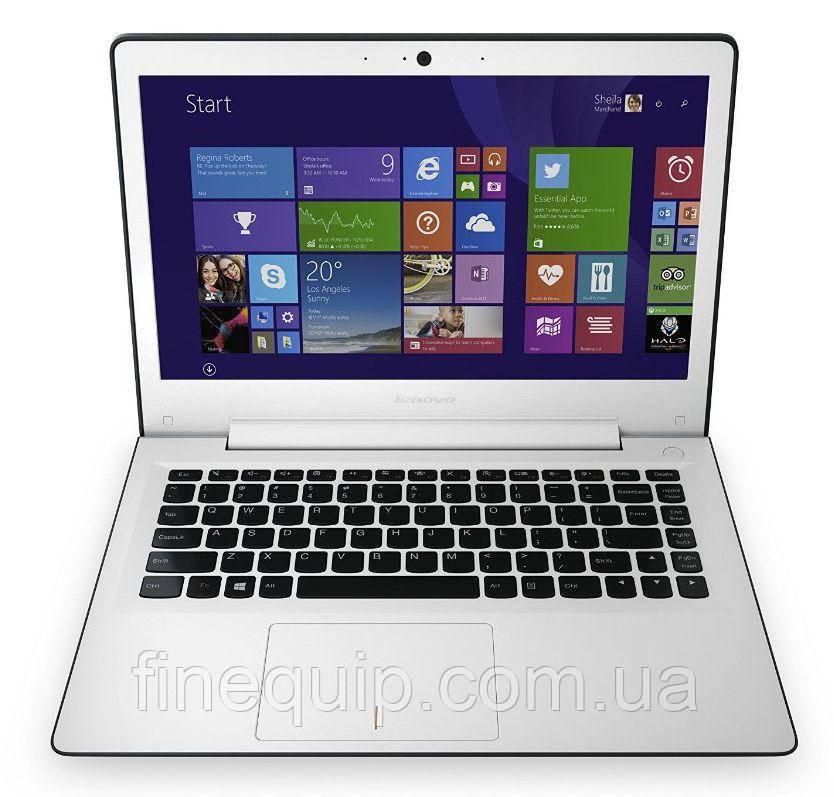 Ноутбук Lenovo U31-70-Intel Core-I5-5200U-2.20GHz-8GB-DDR3-128GB-SSD-W13.3 FHG-Web-(C)-Б/У