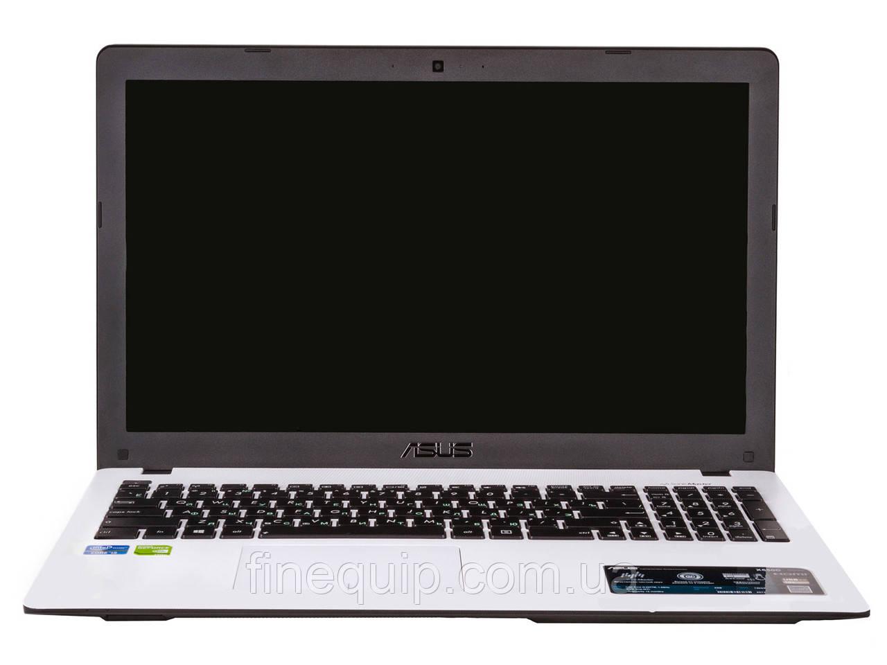 Ноутбук ASUS X550C-Intel Core i5-3337U-1.8GHz-4Gb-DDR3-320Gb-HDD-W15.6-Web-(C-)- Б/В