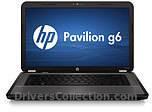 Ноутбук HP Pavilion G6-1052sy-Intel Core i3-380M-2.53GHz-4Gb-DDR3-500Gb-HDD-W15.6-Web-DVD-R-(C-)- Б/У