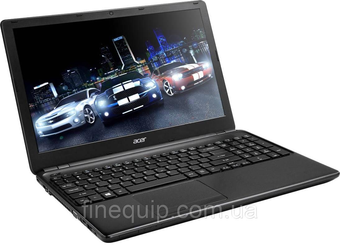 Ноутбук Acer ASPIRE E1-532-Intel-Celeron 2957U-1,4GHz-4Gb-DDR3-320Gb-HDD-W15.6-(C-)- Б/У