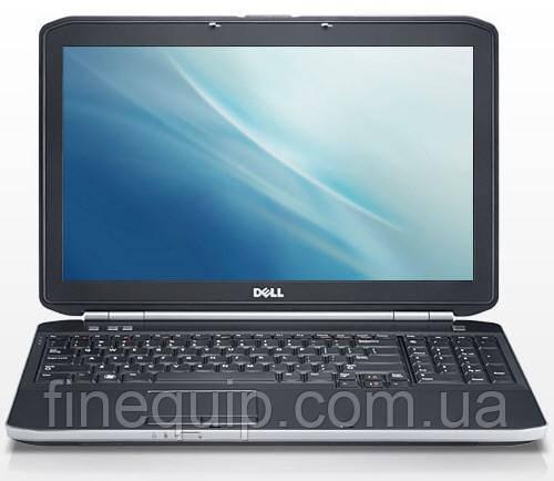 Ноутбук Dell Latitude E5520-Intel Core i3-2350M-2,30GHz-4Gb-DDR3-320Gb-HDD-DVD-R-W15.6-(B-)- Б/В