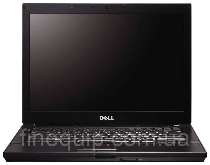 Ноутбук Dell LATITUDE E6410-Intel Core-I5-520M-2,40GHz-4Gb-DDR3-320Gb-HDD-W14-DVD-R-Web-(B-)- Б/У