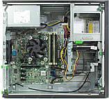 Системный блок HP ProDesk 600 G1 SFF-Intel Core-i3-4130-3,4GHz-4Gb-DDR3-HDD-500Gb-DVD-RW-W7P- Б/У, фото 2