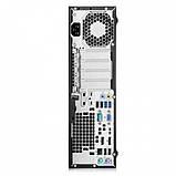 Системный блок HP ProDesk 600 G1 SFF-Intel Core-i3-4130-3,4GHz-4Gb-DDR3-HDD-500Gb-DVD-RW-W7P- Б/У, фото 3