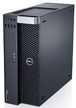 Системный блок Dell Precision T3610- Intel Xeon E5-1620v2-3.5GHz-32Gb-DDR3-SSD-256Gb-DVD-R+Nvidia Quadro FX580
