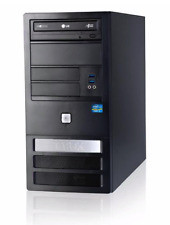 Системный блок Tarox Basic PC System-MT-Asus H81M2-Intel Core i3-4150-3,50GHz-4Gb-DDR3-SSD-128Gb-DVD-R- Б/У