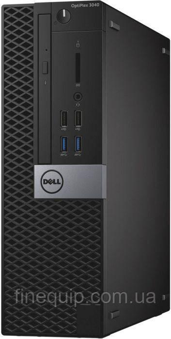 Системный блок Dell Optiplex 3040-SFF-Intel Core-i3-6100-3,70GHz-8Gb-DDR3-SSD-128Gb- Б/У