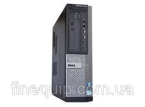 Системный блок Dell Optiplex 7010 SFF-Intel Pentium G870-3,10GHz-4Gb-DDR3-HDD-320Gb- Б/У