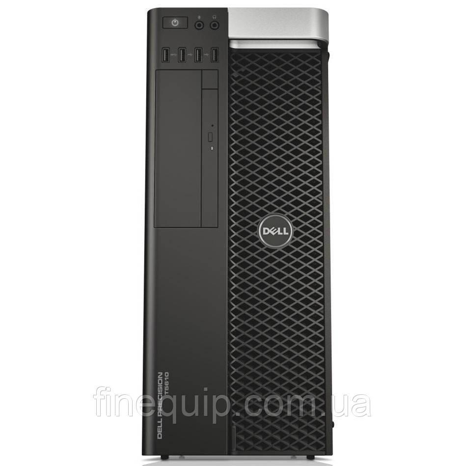 Системний блок Dell Precision T5610 -Intel Xeon E5-2609 v2-2.5GHz-16Gb-DDR3-HDD-1Tb+NVIDIA Quadro FX580