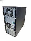 Системный блок HP Compaq 6300 Pro Microtower-Intel Core-i5-3470-3,20GHz-4Gb-DDR3-HDD-500Gb-DVD-R-(B)- Б/У, фото 2