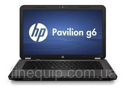Ноутбук HP Pavilion G6-1218so-AMD A6-3400M-1.4GHz-4Gb-DDR3-320Gb-HDD-W15.6-Web-DVD-R-AMD Radeon HD 6470M-(B)-