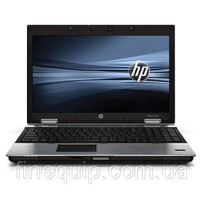 Ноутбук HP Elitebook 8540p-Intel Core-i5-M540-2.53GHz-4Gb-DDR3-320Gb-HDD-DVD-RW-W15.6-Web-NVIDIA NVS