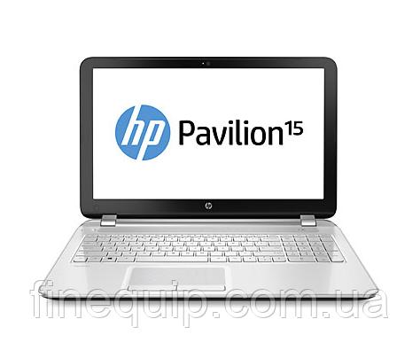 Ноутбук HP Pavilion 15-n018so-AMD A6-5200-2.0GHz-4Gb-DDR3-320Gb-HDD-W15.6-Touch-Web-DVD-R-AMD RadeonHD