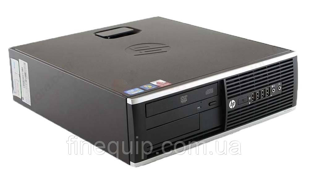 Системный блок HP Compaq 6200 Pro SFF-Intel Core-i5-2400-3,10GHz-4Gb-DDR3-HDD-250Gb-DVD-R-(B)- Б/У