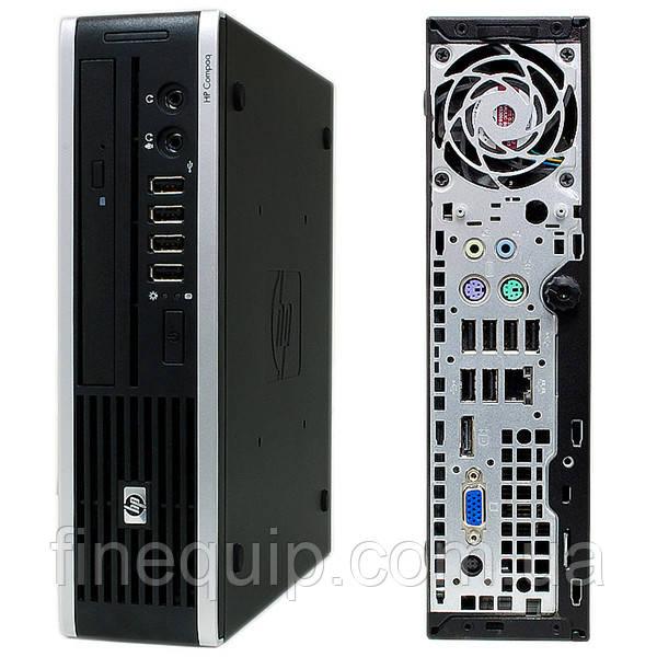 Системный блок HP Compaq 8200 Elite usdt-Intel Core-i5-2400s-2,50GHz-4Gb-DDR3-HDD-320Gb-DVD-R-(B)- Б