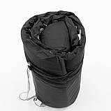 Набір Аплікатор Кузнєцова масажний акупунктурний килимок + подушка масажер для спини/ніг OSPORT Pro (n-0006), фото 6