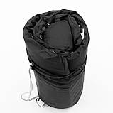 Масажний килимок з валиком (аплікатор Кузнєцова) масажер для спини/шиї/голови/тіла/ніг OSPORT Long (apl-019), фото 5