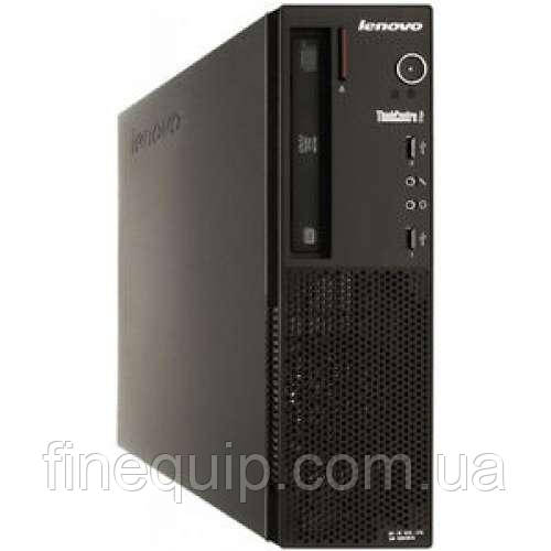 Системный блок Lenovo ThinkCentre Edge 71-SFF-Intel Core i5-2400s-2.5GHz-4Gb-DDR3-HDD-320Gb-DVD-R-(B)- Б/У