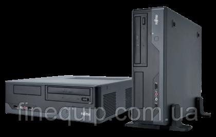 Системный блок Fujitsu ESPRIMO E400-DT-Intel-Core-i3-3220-3,3GHz-4Gb-DDR3-HDD-250Gb-DVD-R-(B)- Б/У