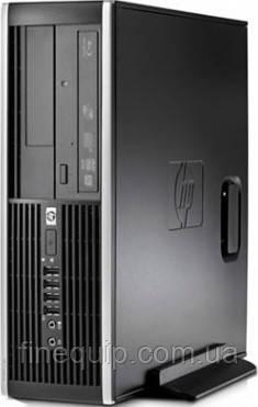 Системний блок HP Compaq 8100 Elite SFF-Intel Core-i5-650-3,2GHz-8Gb-DDR3-HDD-320Gb-DVD-R-(B)- Б/В