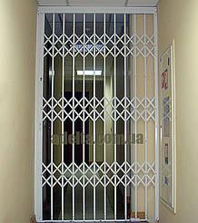 Раздвижные решетки для офисов