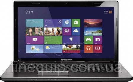 Ноутбук Lenovo IdeaPad G780-Intel Core-I7-3632QM-2.20GHz-4GB-DDR3-320Gb-HDD-W17.3-Web-DVD-R-NVIDIA GeForce