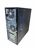 Системний блок HP Compaq 8200 Elite-Full-Tower-Core-i7-2600-3,40GHz-4Gb-DDR3-HDD-500Gb-DVD-R-(B)- Б/В, фото 2