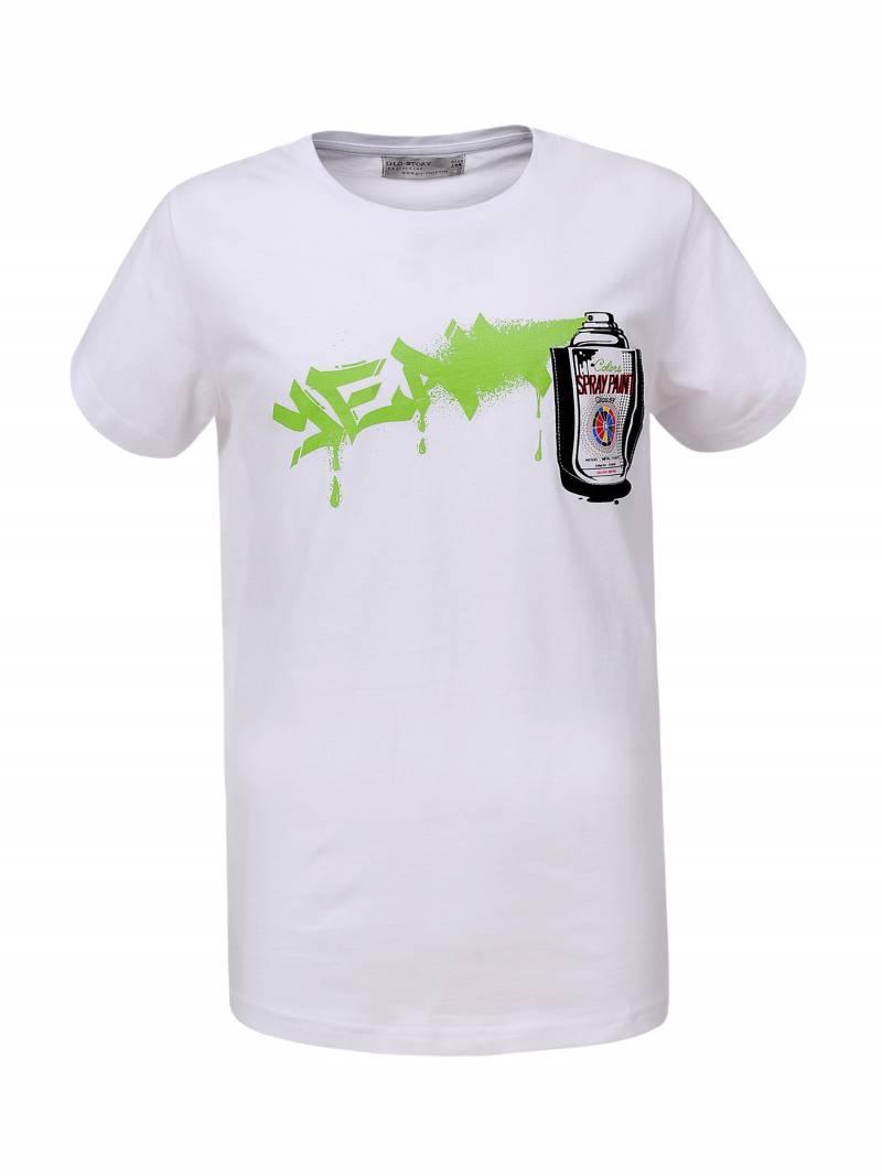 Яркая футболка для мальчика