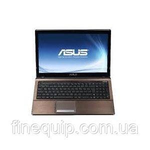 Ноутбук ASUS A53S-Intel Core-I7-2670QM-2.2GHz-4Gb-DDR3-320Gb-HDD-W15.6-Web-DVD-R-NVIDIA GeForce