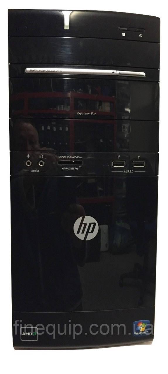 Системный блок HP G5000-mini tower-Intel Core i3-2100-3,1GHz-4Gb-DDR3-HDD-500Gb-DVD-R-(B)- Б/У