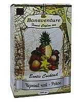 Чай чорний з екзотичними фруктами Bonaventure Exotic Cocktail 100 г (1748)