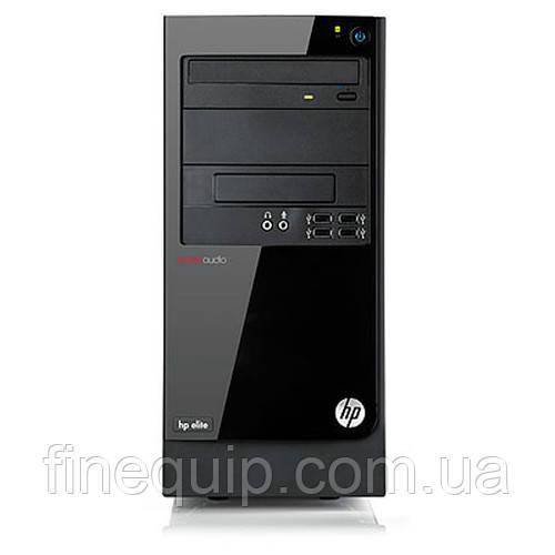 Системный блок HP Elite 7300-MT-Intel Core i5-2400-3.10GHz-4Gb-DDR3-HDD-250Gb-DVD-RW-ATI Radeon HD