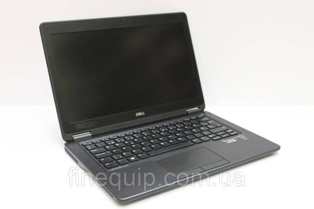 Ноутбук Dell Latitude E7450-Intel Core-I5-5300U-2.3GHz-4Gb-DDR3-120Gb-SSD-W14-Web-(B)- Б/У