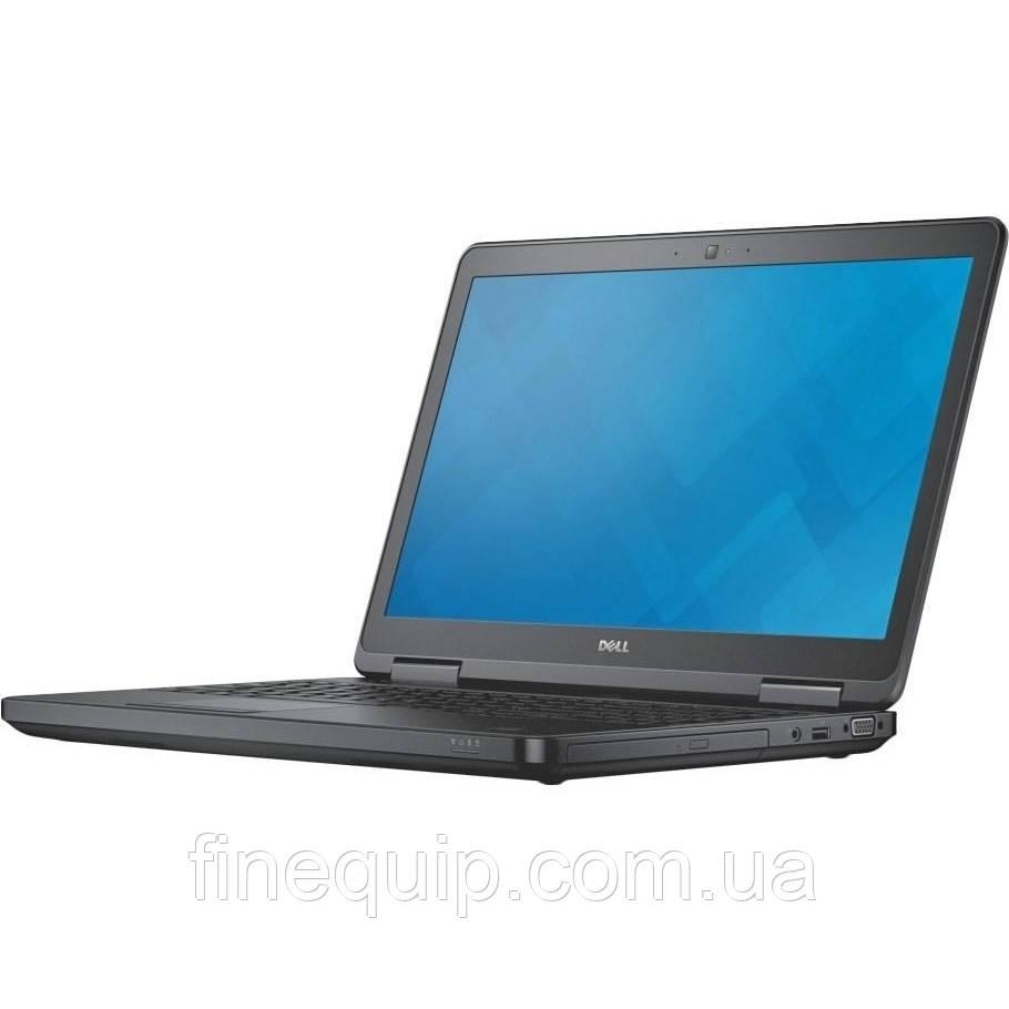 Ноутбук Dell Latitude E5540-Intel Core-i5-4210U-1,70GHz-4Gb-DDR3-500Gb-HDD-DVD-R-W15.6-FHD-Web-(B)- Б/У