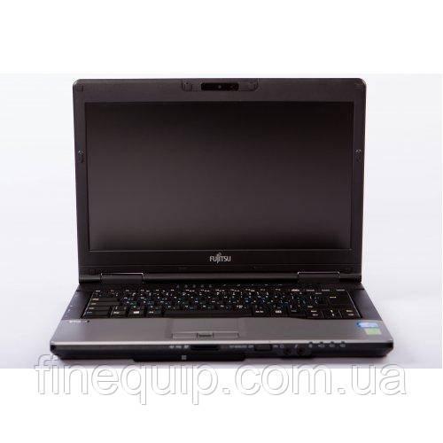 Ноутбук Fujitsu LIFEBOOK S751-Intel- Core-i5-2520M-2.5GHz-4Gb-DDR3-320Gb-DVD-R-W14-(B)- Б/У