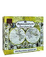 Чай чорний в пакетиках Bonaventure Finest Ceylon tea 100 шт х 2 м (1759)