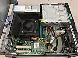 Системний блок Lenovo M91p SFF-Intel Core-i5-2400-3,1GHz-4Gb-DDR3-HDD-500GB-DVD-R-(B)- Б/У, фото 3