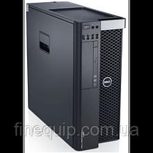 Системний блок Dell Precision T3600- Intel Xeon E5-1620-3.6GHz-16Gb-DDR3-128GbSSd-HDD-500Gb+Nvidia Quadro 2000