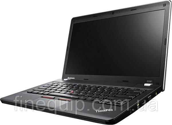 Ноутбук Lenovo ThinkPad E330-Intel Core I3-3110M 2.40GHZ-4GB-DDR3-320Gb-HDD-W13,3-Web-(B)-Б/В
