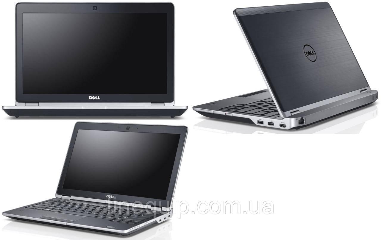 Ноутбук Dell Latitude E6230-Intel Core i5-3320M-2,6GHz-4Gb-DDR3-500Gb-W12.5-Web-(C-)- Б/В