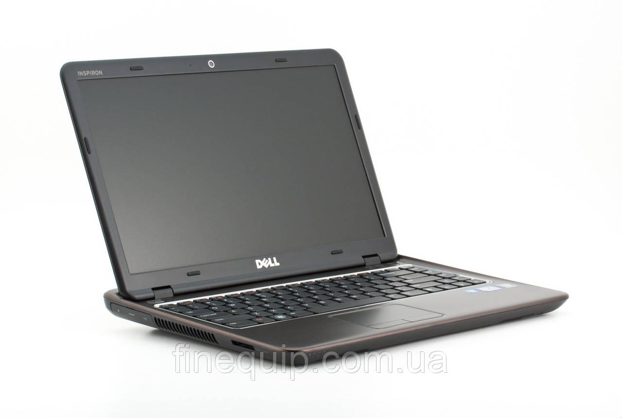 Ноутбук Dell Inspiron 14z-N411z-Intel Core i5-2430M-2.40GHz-4Gb-DDR3-320Gb-HDD-Web-W14-DVD-R-(B-)- Б/В