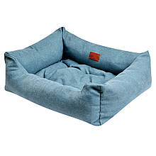 Лежанка для котов и собак Best Buy 56х50х20 см Бирюзовая