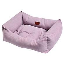Лежанка для котов и собак Best Buy 56х50х20 см Сиреневая