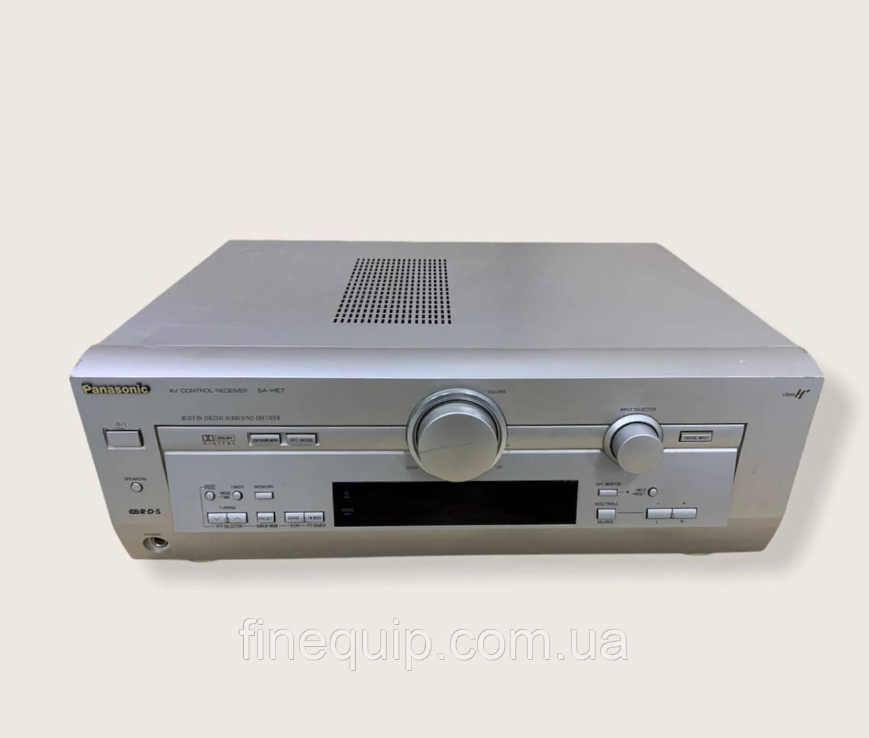 Ресивер Panasonic SA-HE7 -Б/У
