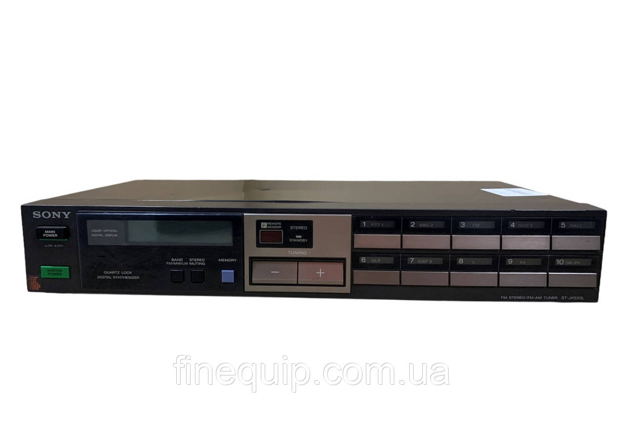 Радио тюнер Sony ST-JX520L -Б/У