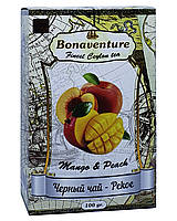 Чай чорний з манго і персиком Bonaventure Mango & Peach 100 г (1747)